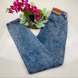 Sasson Vintage High Waist Jeans size 8